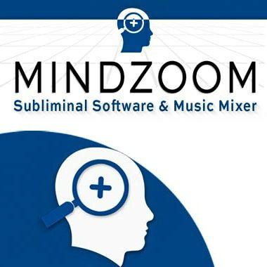 MindZoom Subliminal Software Izq